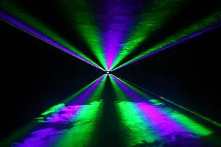 Laserprogrammierung im CinemaxX